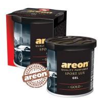 Освежитель воздуха AREON GEL CAN Sport Lux Gold (GSL01)
