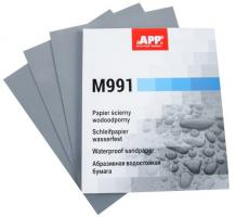 APP Наждачная бумага водостойкая 230mm x 280mm P_500  Matador (991А0500)