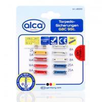 Предохранитель /ALCA 680000/круглые Кт. 10 шт. блистер 2-25А (ART680000)