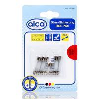 Предохранитель /ALCA 687000/стеклянные Кт. 7 шт. блистер 2-25А (ART687000)