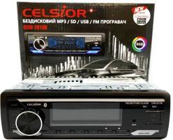 Бездисковый MP3/SD/USB/FM проигрыватель Celsior CSW-2011M