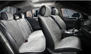 Накидки на сидения   EL 700 103 / PALERMO комплект серые (передние задние)