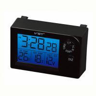 Термометр внутр. наруж./часы/подсветка/вольтметр VST-7048V