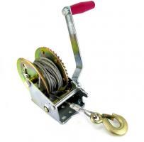 Ручная лебедка (стальной трос) 1000 LBS/450 кг (TRT1101C)N42191