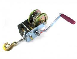 Ручная лебедка (стальной трос) 2000 LBS/900 кг (TRT1201C)N42192