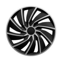 Колпаки Argo Turbo Silver-Black R13 4 шт.