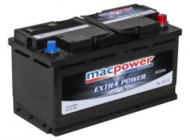 АКБ MacPower 95Ah 810A (- +) 5952272