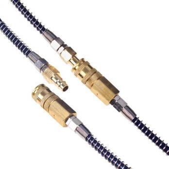 Alloid. Шланг спиральн.для пневмоинстр-та 5мм*8мм*10 м (полиуретан) (ШП-5810)