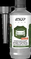 Ln2123 Комплексный очиститель топливной системы присадка в бензин (на 40-60л) с насадкой LAVR 310