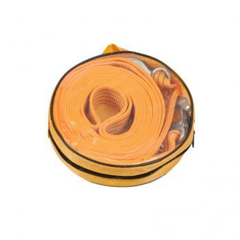 Буксир Трос  ST206B/TP-209-5-1 5т лента 50мм х 6м оранж/2 крюка/сумк