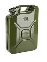 Канистра металическая. 10л.ELEGANT EL 100 591
