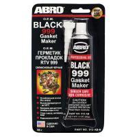 ABRO Герметик двигателя черный 999  (412-AB)  (85гр)