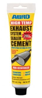 ABRO Цемент глушителя ES-332 (140гр)
