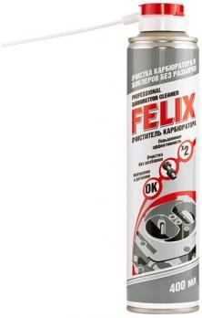Очиститель Карбюратора спрей 400мл Felix