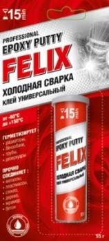 Холодная Сварка Felix 55гр блистер