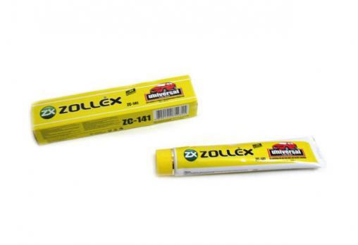 Полироль для кузова Zollex в тюбике ZC-141