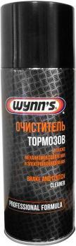 Очиститель Тормозных механизмов WYNNS 500мл W61479